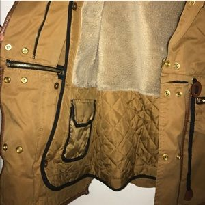 Zara utility coat